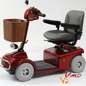 scooter para mayores modelo paris murcia