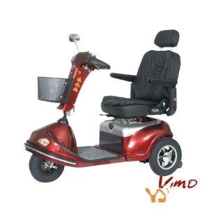 scooters personas mayores movilidad murcia