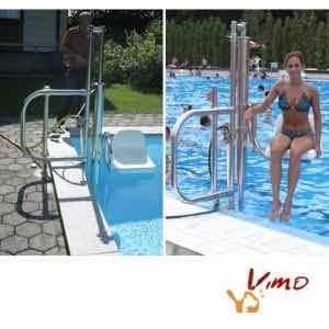 silla para piscina minusvalidos murcia