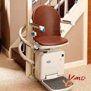 silla salvaescaleras minivator 2000