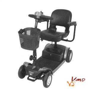 Modelo solva scooter