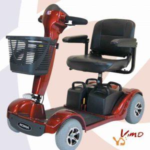 scooter modelo sorrento